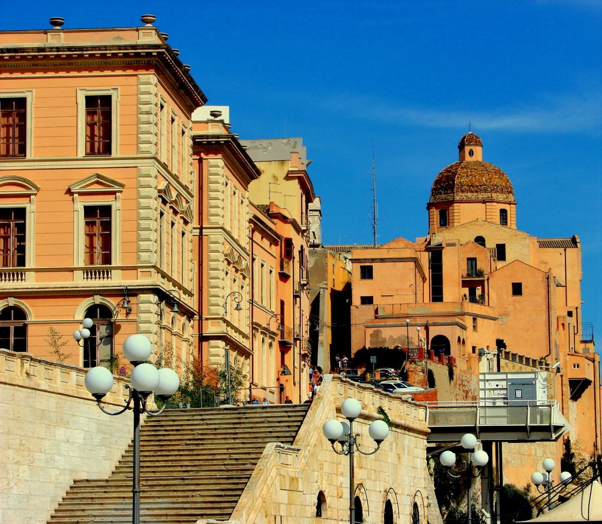 Zdjęcia: Cagliari, Sardynia, Stolica, WłOCHY