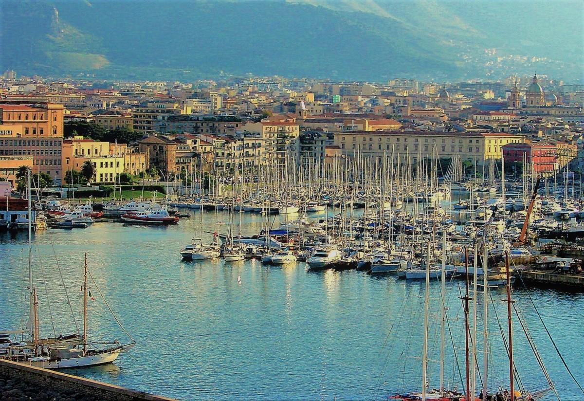 Zdjęcia: Palermo, Sycylia, Port, WłOCHY