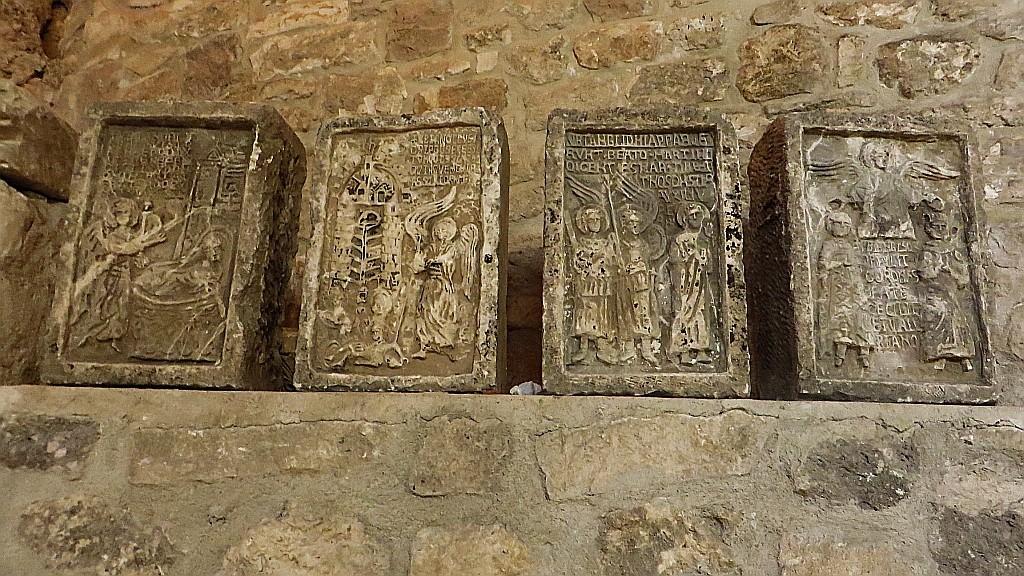 Zdjęcia: Monte Sant Angelo, Półwysep Gargano, Santuario di San Michele - detal, WłOCHY