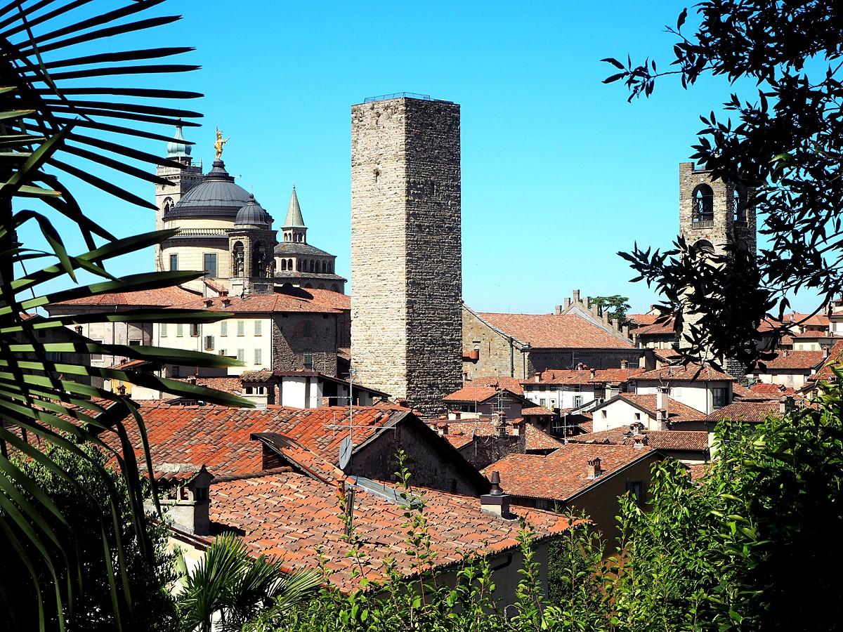 Zdjęcia: Bergamo, Lombardia, Citta Alta, WłOCHY