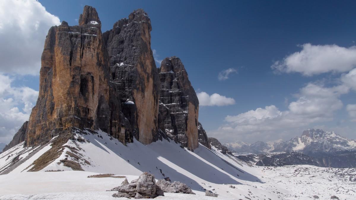 Zdjęcia: Tre Cime Di Lavaredo, Dolomity, Tre Cime , WłOCHY