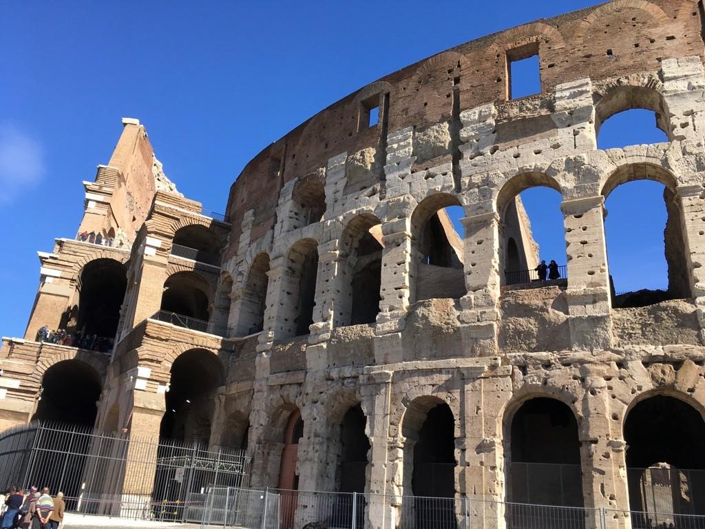 Zdjęcia: Rzym, Lacjum, Kolosem, WłOCHY