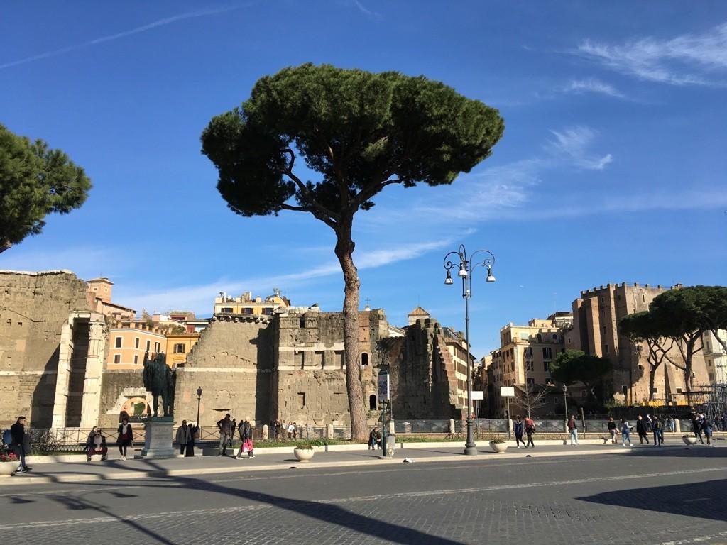 Zdjęcia: Rzym, Lacjum, Fora cesarskie, WłOCHY