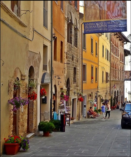 Zdjęcia: Massa Marittima, Toskania, Massa Marittima, WłOCHY