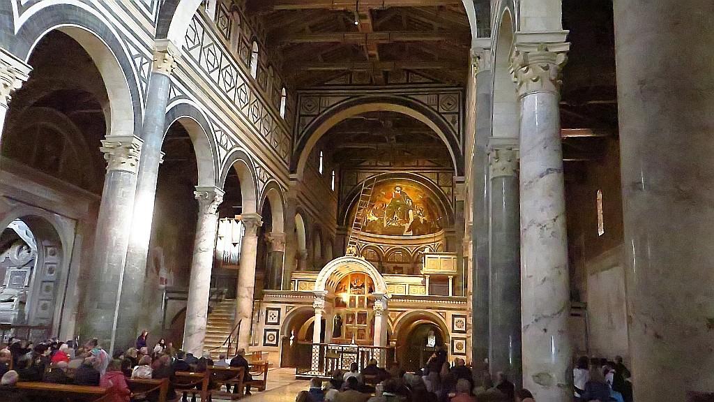 Zdjęcia: Florencja, Toskania, San Miniato al Monte, WłOCHY
