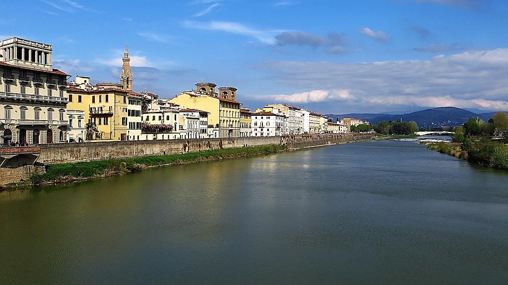 Zdjęcia: Florencja, Toskania, Arno, WłOCHY