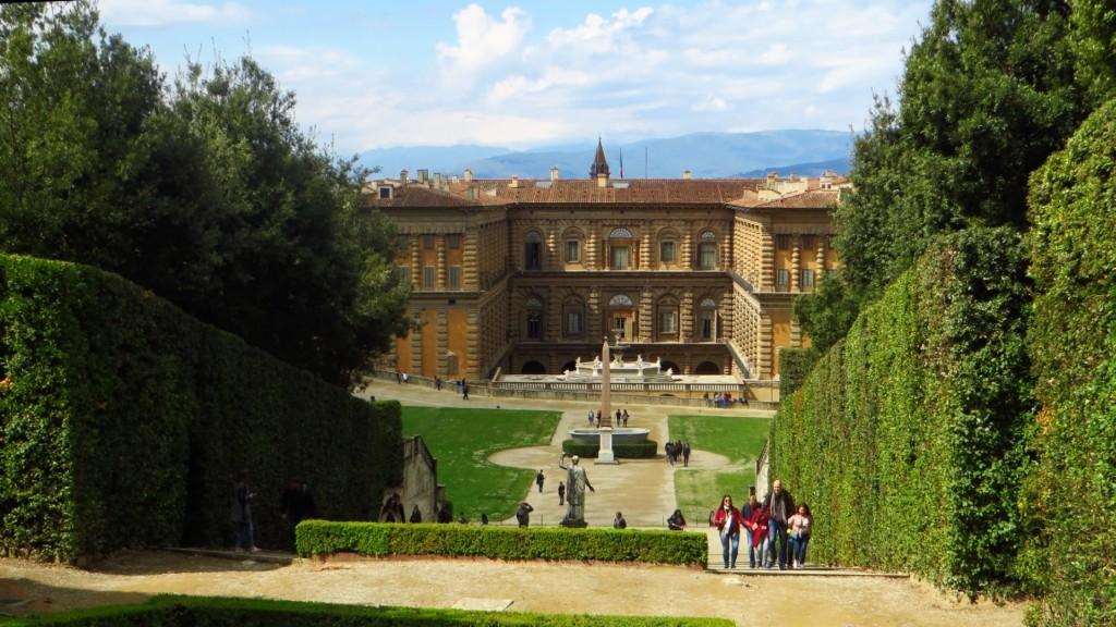 Zdjęcia: Florencja, Toskania, Ogrody Boboli, WłOCHY