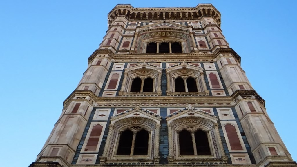 Zdjęcia: Florencja, Toskania, kampanila, WłOCHY
