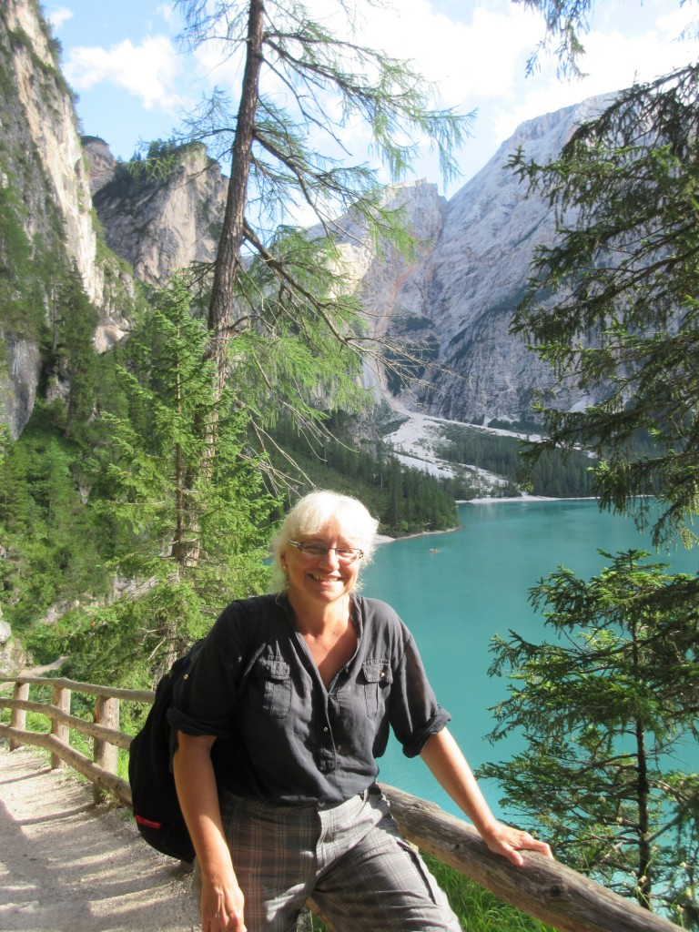 Zdjęcia: Lago di Braies, Dolomity, profilowe, WłOCHY