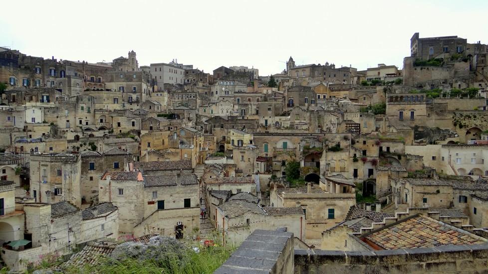 Zdjęcia: Matera, Basilicata, Matera II, WłOCHY