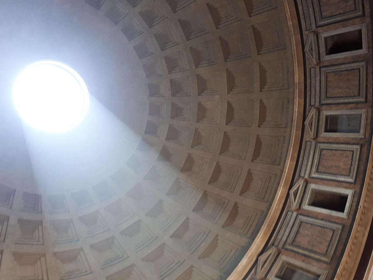 Zdjęcia: Panteon , -Rzym , Rzym, WłOCHY