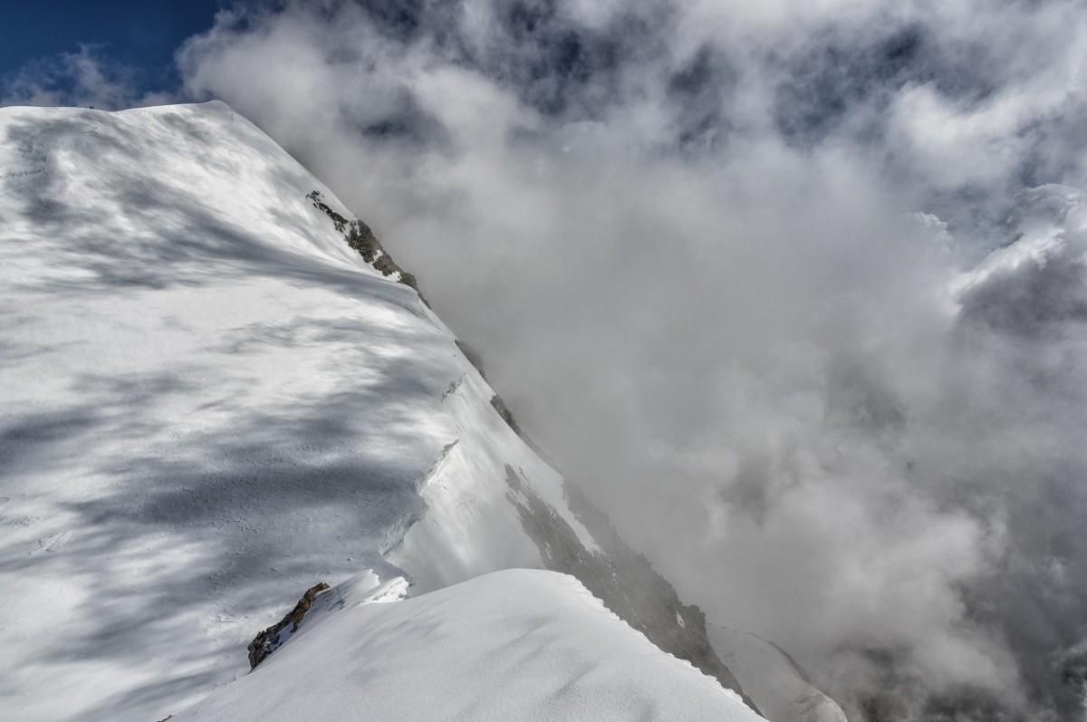 Zdjęcia: Monte Rosa, Alpy, WłOCHY