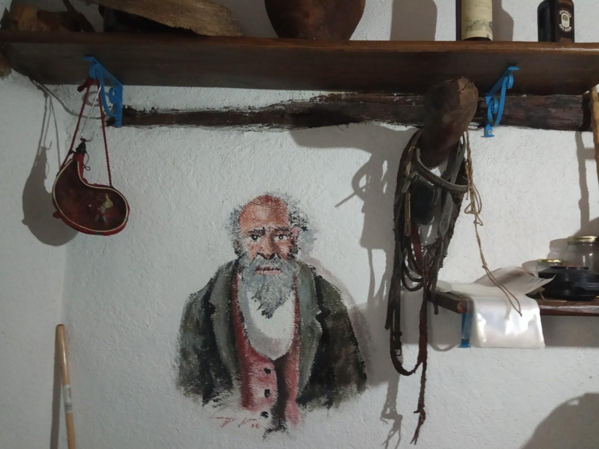 Zdjęcia: Orgosolo, Sardynia, W piwnicy gospodarza, WłOCHY