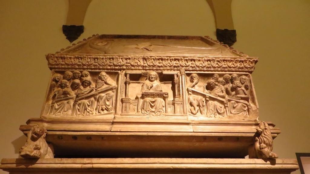 Zdjęcia: Bolonia, Emilia-Romania, Museo Civico Medievale, WłOCHY