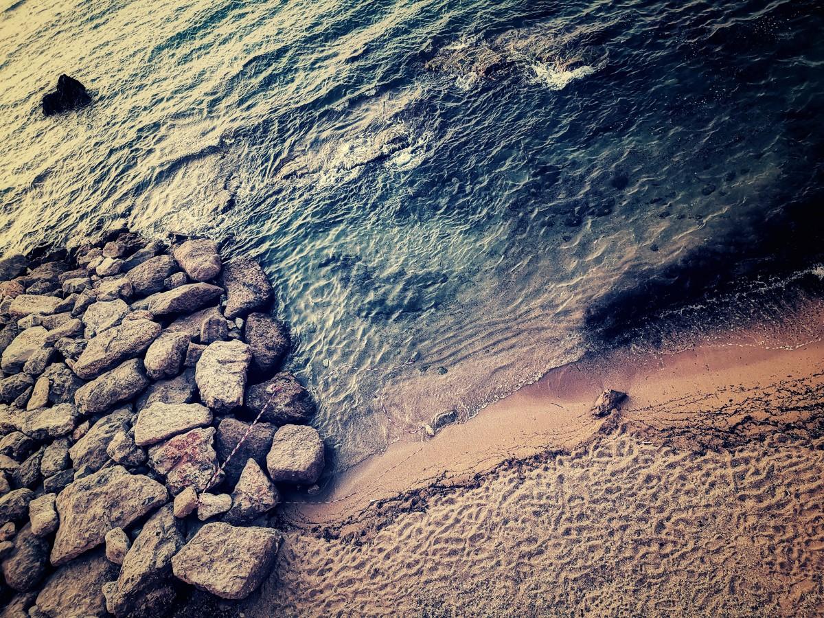 Zdjęcia: Gallipoli, Puglia, Plaża w Gallipoli, WłOCHY