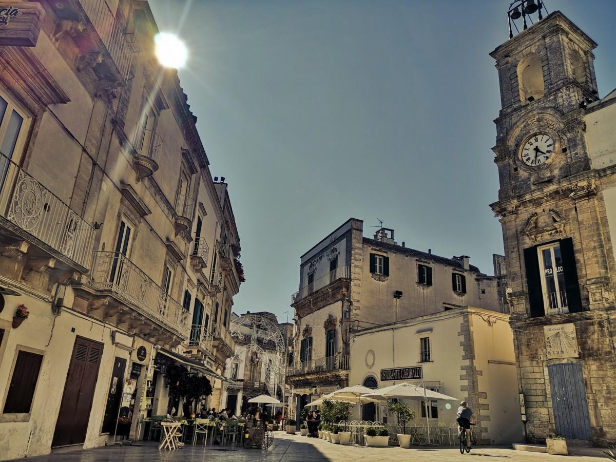 Zdjęcia: Martina Franca, Puglia, Martina Franca centro storico, WłOCHY