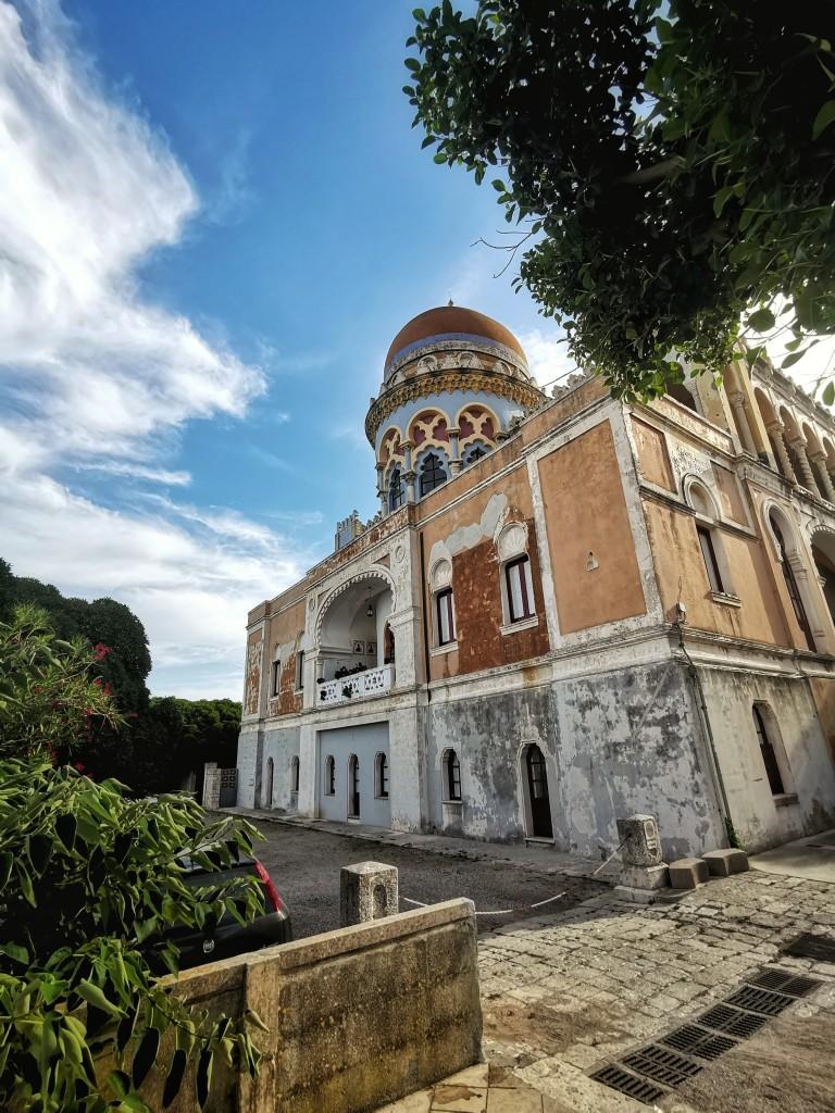 Zdjęcia: Santa Cesarea Terme , Puglia, Villa Sticchi w Santa Cesarea Terme, WłOCHY