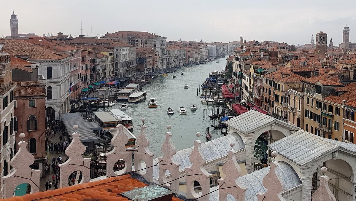 Zdjęcia: Wenecja, Wenecja  Euganejska, Dzieje się, WłOCHY