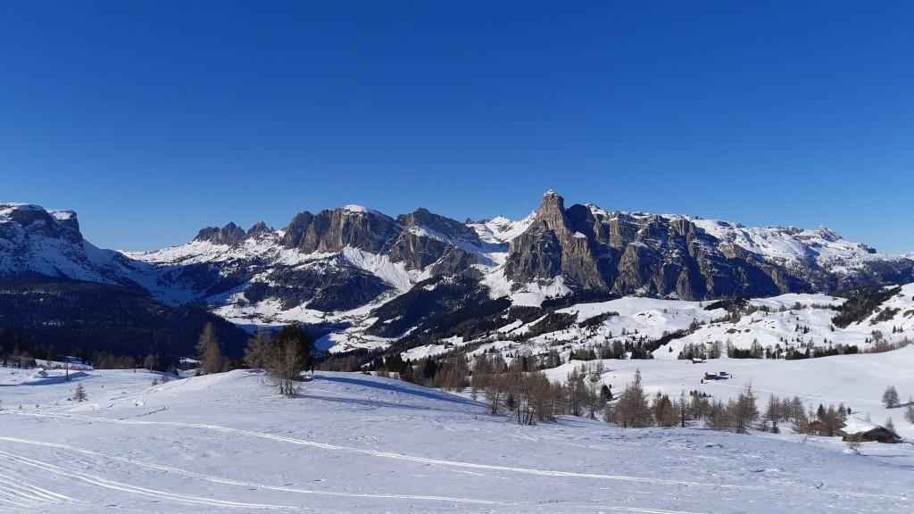 Zdjęcia: Dolomity, Alpy, Dolomity zimą, WłOCHY