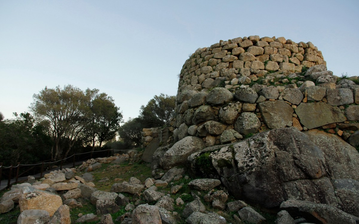 Zdjęcia: Arzachena, Sardynia, Nurag La Prisgiona, WłOCHY