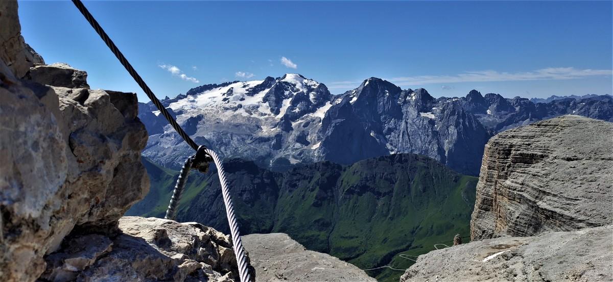 Zdjęcia:  Piz boe, alpy, tuż pod szczytem , WłOCHY