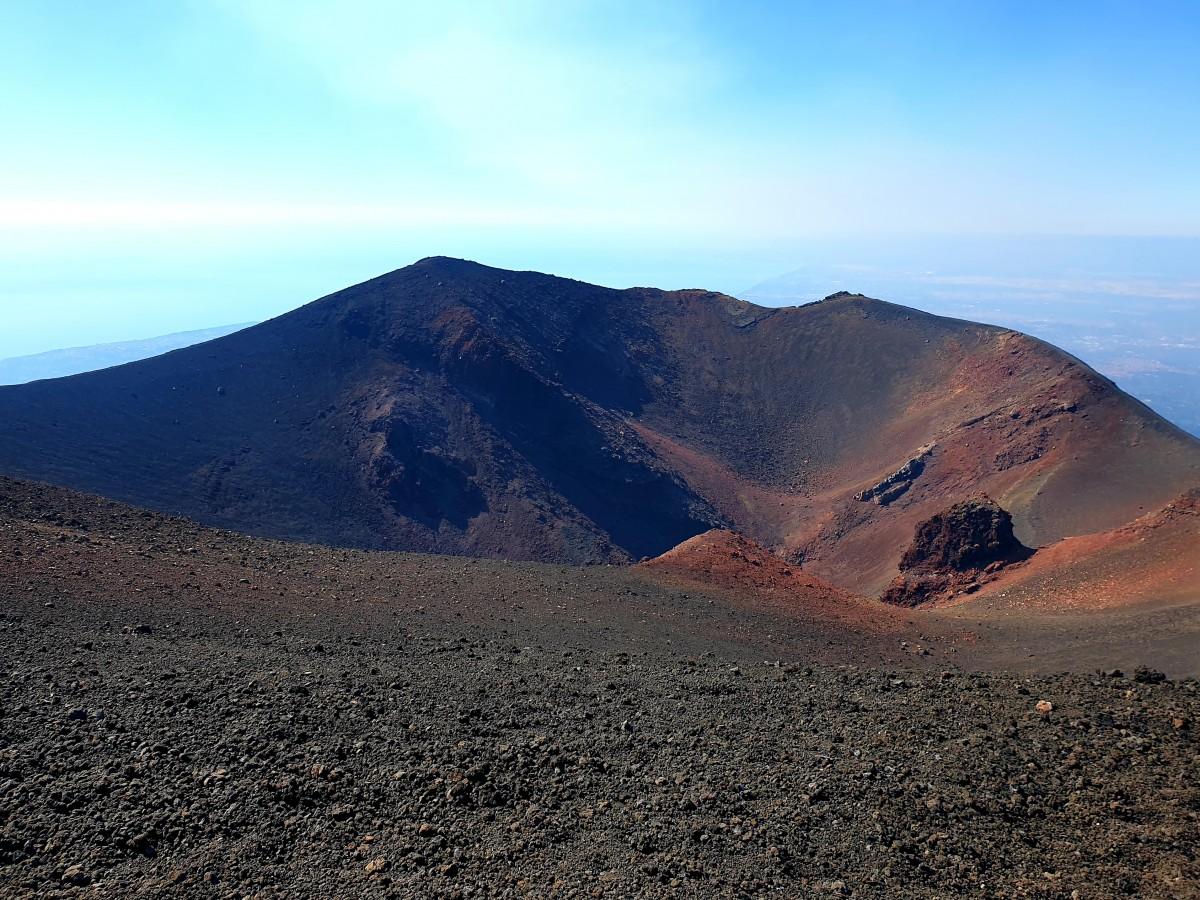 Zdjęcia: Etna, Sycylia, Zbocza Etny, WłOCHY