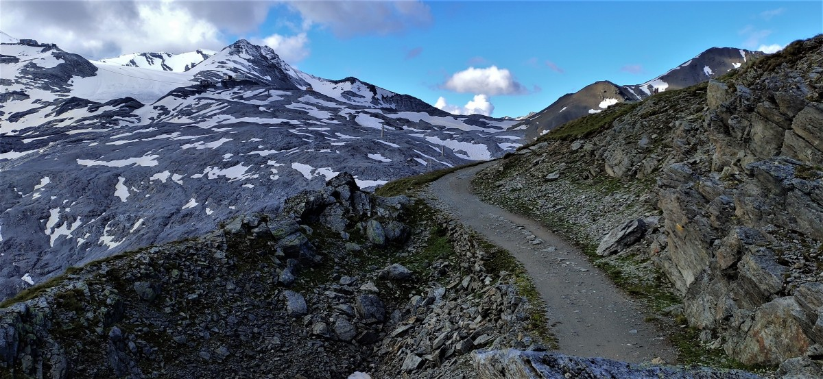 Zdjęcia: Przełęcz Stelvio  ciut wyżej :), alpy, Alpejskie klimaty, WłOCHY