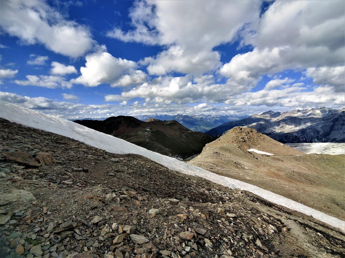 Zdjęcia: Przełęcz Stelvio  ciut wyżej :), alpy, kawałek piękna..., WłOCHY
