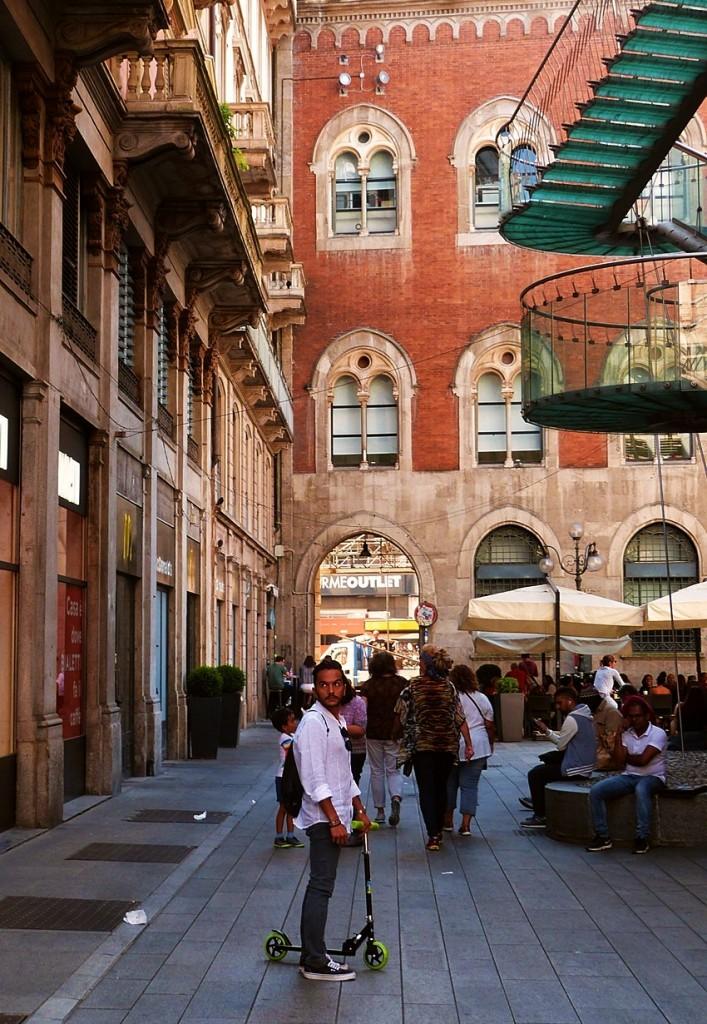 Zdjęcia: Mediolan, .........., W mieście mody, WłOCHY