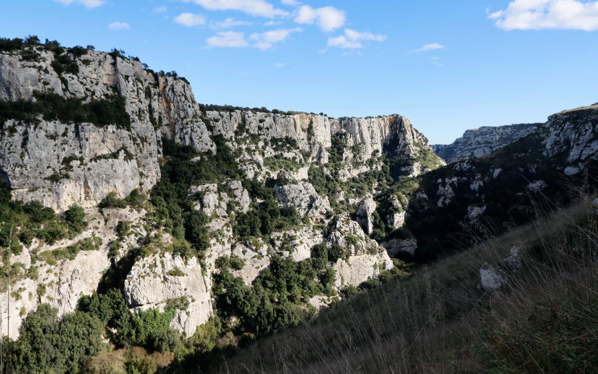 Zdjęcia: Cavagrande del Cassibile, Sycylia, Kanion Cavagrande del Cassibile, WłOCHY