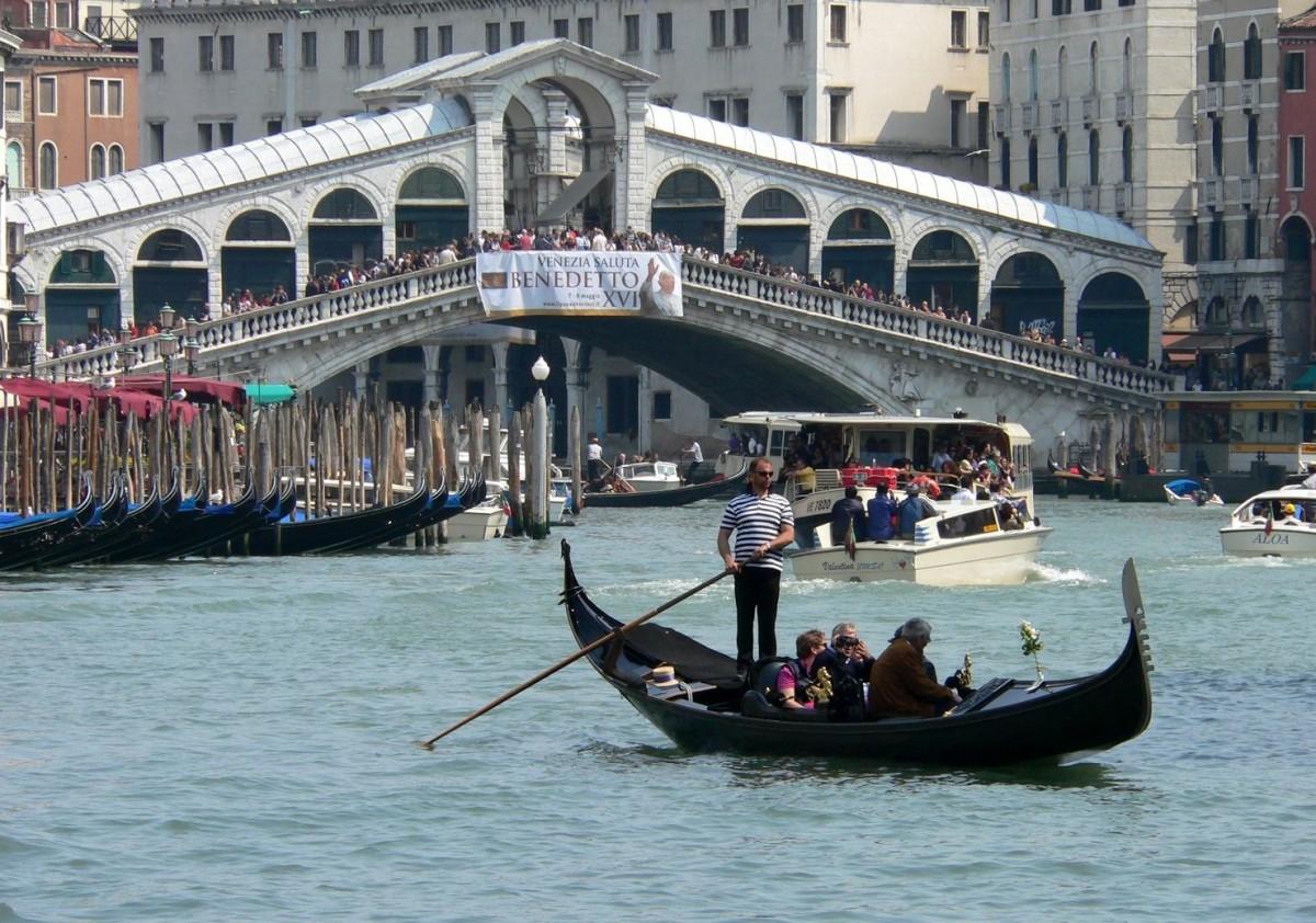 Zdjęcia: Wenecja, Cannaregio,  Canal Grande, WłOCHY