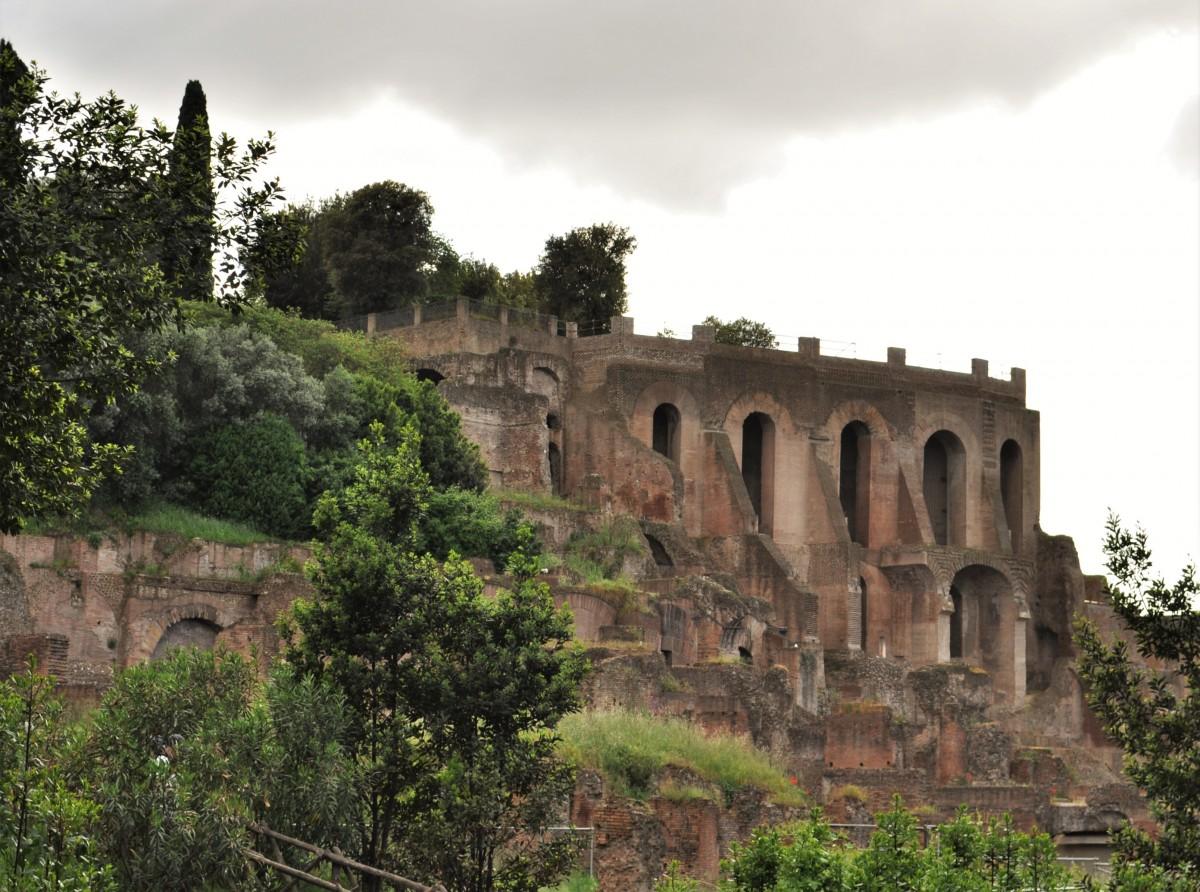 Zdjęcia: Rzym, Lazio, Rzym, Pallatyn, WłOCHY