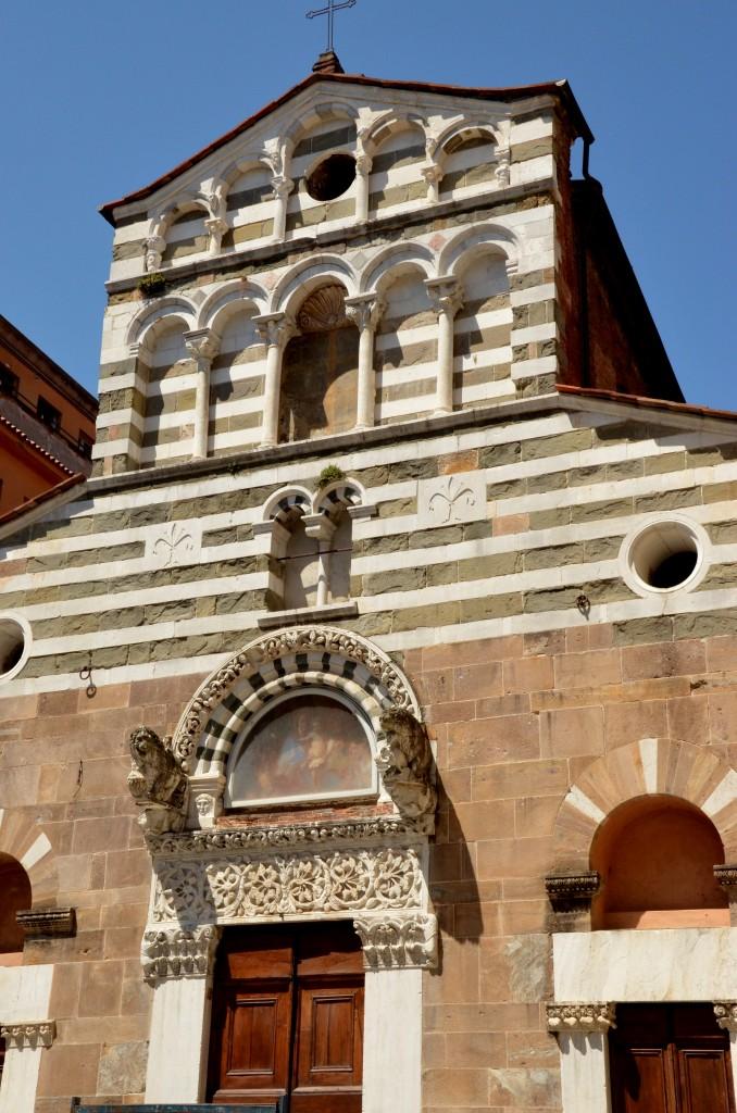 Zdjęcia: Lukka, Toskania, Chiesa di San Giusto, WłOCHY