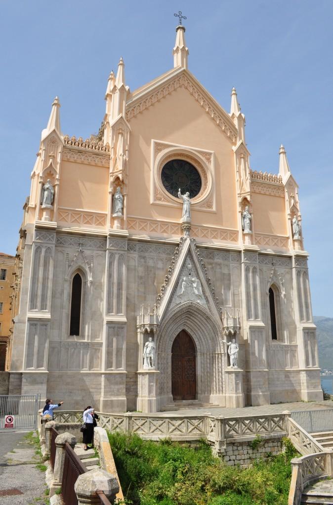 Zdjęcia: Gaeta, Lazio, Gaeta, kościół św. Franciszka, WłOCHY