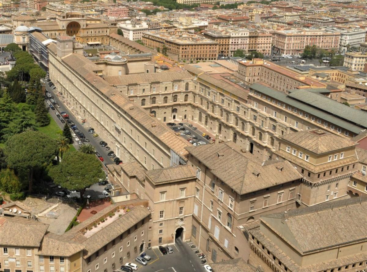 Zdjęcia: Rzym, Lazio, Rzym, muzeum Watykańskie, WłOCHY