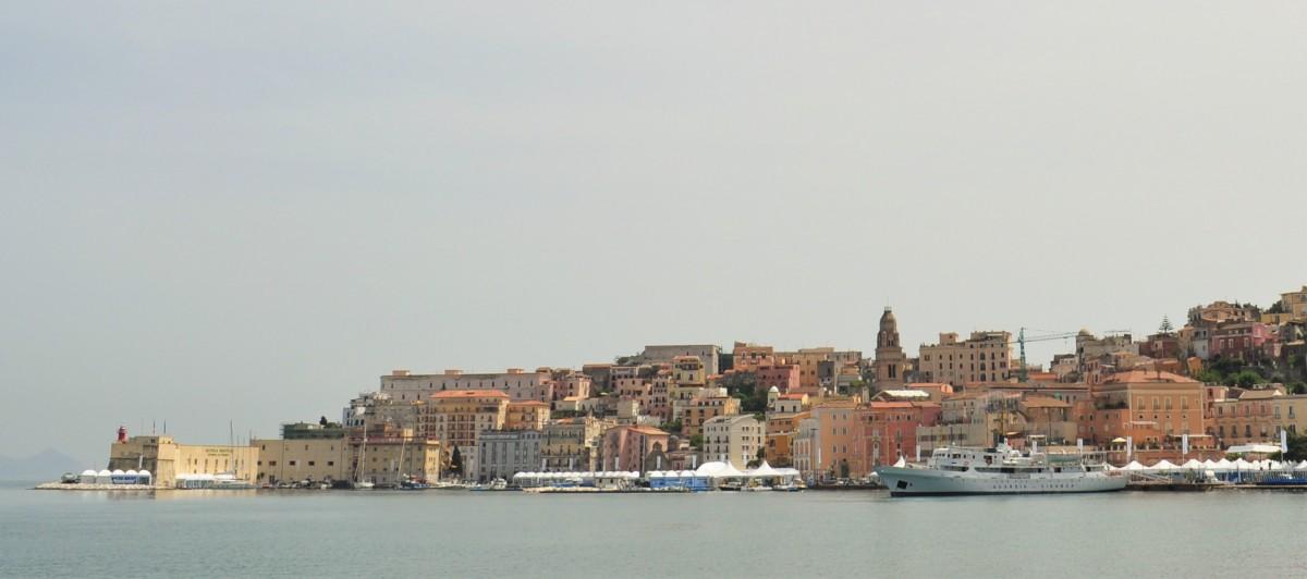 Zdjęcia: Gaeta, Lazio, Gaeta, miasto, WłOCHY