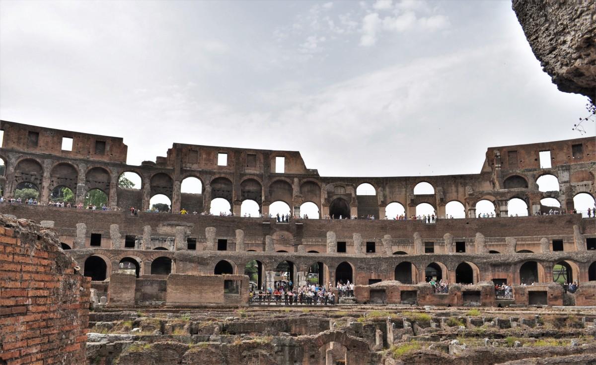 Zdjęcia: Rzym, Lazio, Rzym, Koloseum, WłOCHY