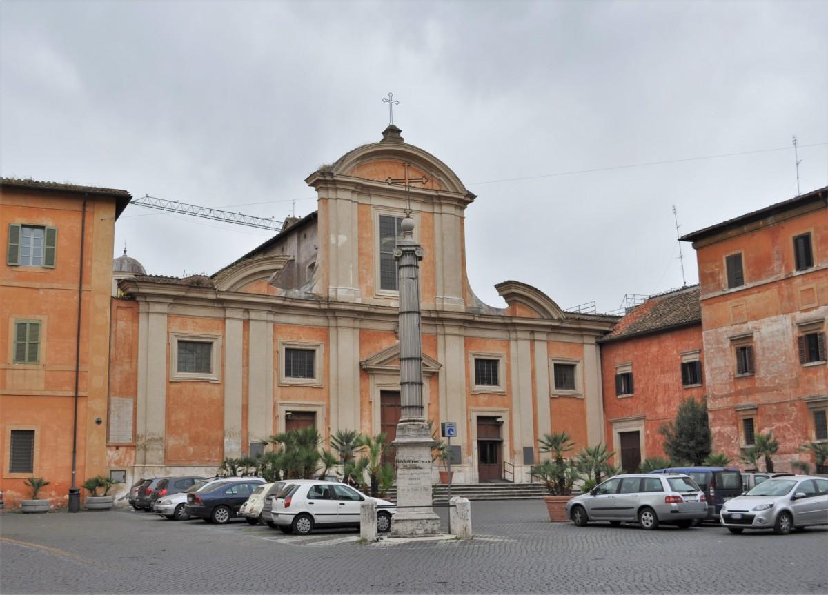 Zdjęcia: Rzym, Lazio, Rzym, Chiesa San Francesco a Ripa, WłOCHY