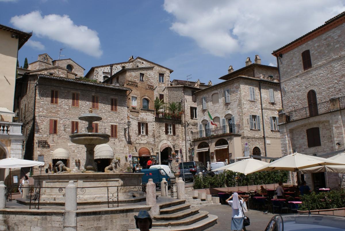 Zdjęcia: Włochy, UMBRIA, ASYŻ, WłOCHY