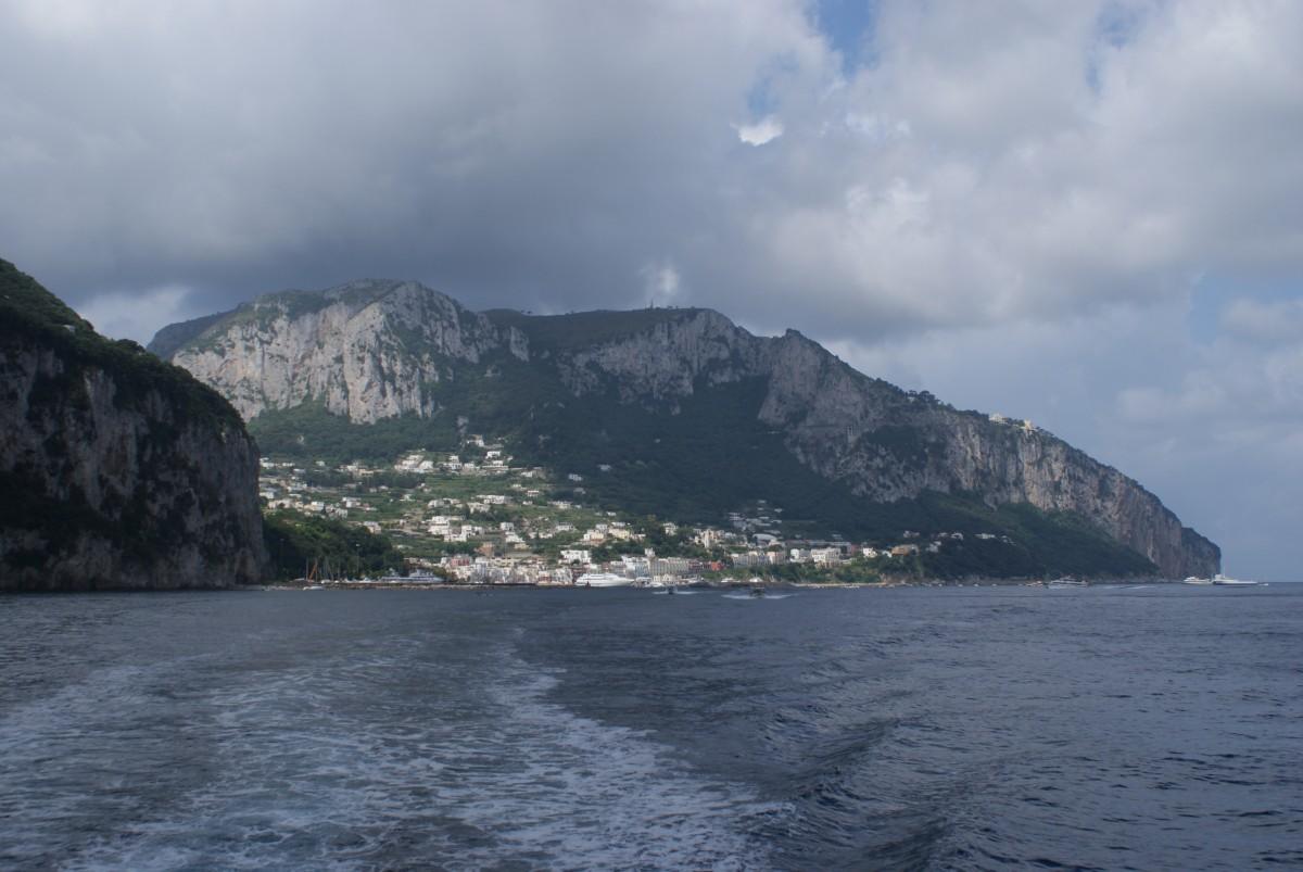 Zdjęcia: Włochy, KAMPANIA, CAPRI, WłOCHY
