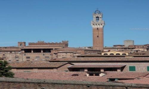 Zdjecie WłOCHY / Toskania / Siena / Torre del Mangi