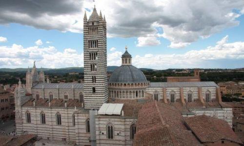 Zdjecie WłOCHY / Toskania / Siena / Katedra w Sieni