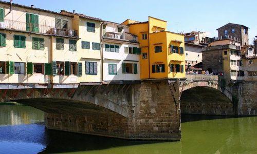 Zdjecie WłOCHY / Toskania / Florencja / Ponte Vecchio