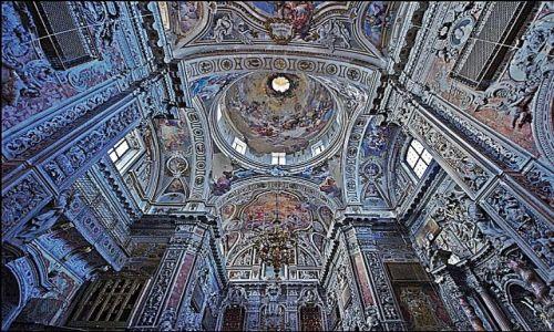 Zdjecie WłOCHY / Sycylia / Palermo / Kościół św. Katarzyny