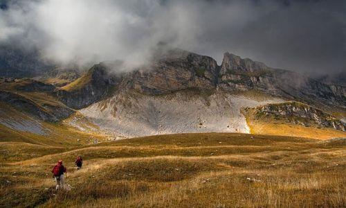 Zdjęcie WłOCHY / Gran Sasso dItalia / Valmaone / Apenińska wędrówka