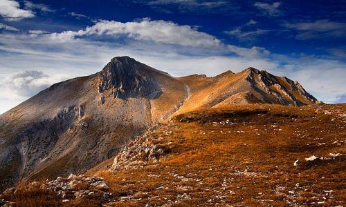 Zdjęcie WłOCHY / Gran Sasso dItalia / Monte Camicia / Monte Camicia