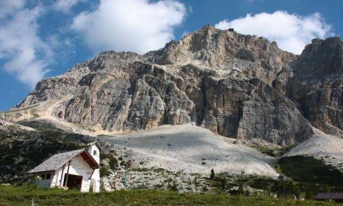 Zdjecie WłOCHY / Alpy / Dolomity / Alpejska sielanka