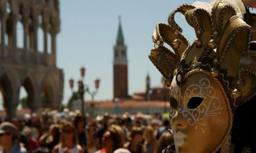 WłOCHY / Wenecja / Plac św. Marka / Wenecja