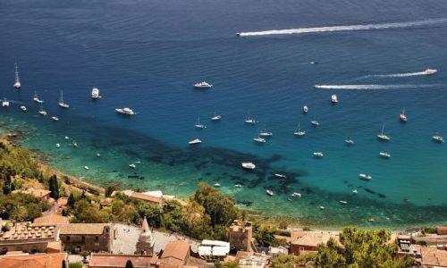 Zdjęcie WłOCHY / Sycylia / Taormina / Taormina