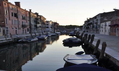 Zdjecie WłOCHY / Wenecja  / Wenecja  / kanał